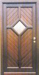 Euro - okna - dveře - Vstupní dveře - detail